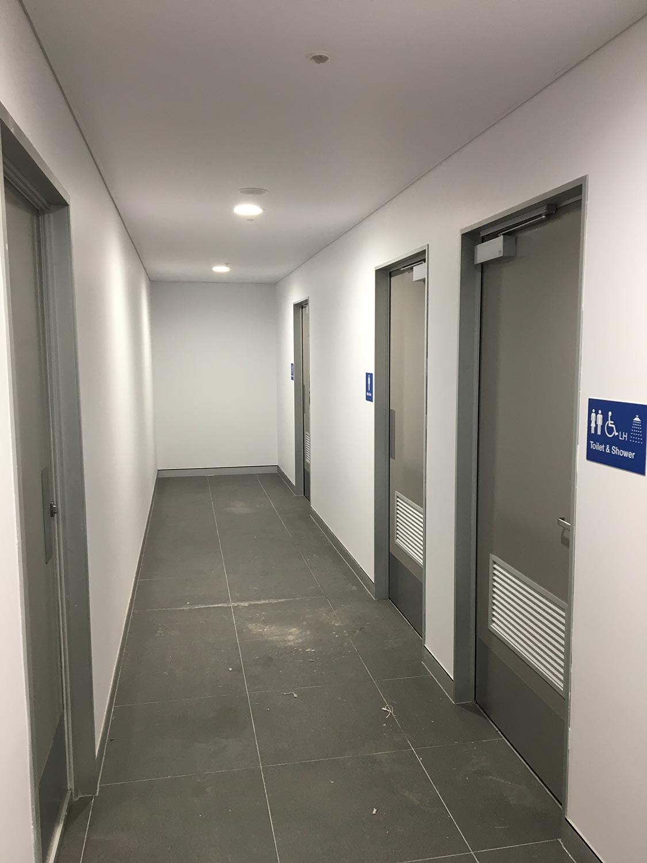 Acura Developments Fire Doors & Solid Core Doors